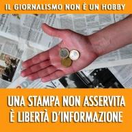 """400 giornalisti scrivono a Renzi: """"Lo sfruttamento in Italia c'è, precarizza e lede gravemente l'informazione"""""""