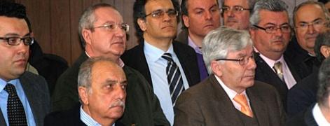 """Palermo, procuratore Messineo incontra ODG, UNCI e Assostampa. """"Da rivedere la circolare sull'accesso dei giornalisti negli uffici della procura""""."""