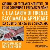Carta di Firenze, 10 direttori sotto inchiesta disciplinare in Sicilia. Perché il compenso equo e decoroso non viene applicato al giornalista