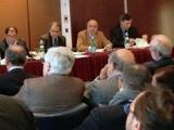 """Beppe Giulietti a Palermo: """"Dialogo interno e unità d'azione della categoria nei confronti della politica e degli editori. Contro la crisi, poche proposte ma chiare"""""""