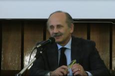 Luigi Ronsisvalle, Convegno sulla libertà di stampa a Catania 5 gennaio 2017
