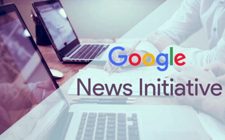 Google news initiatives