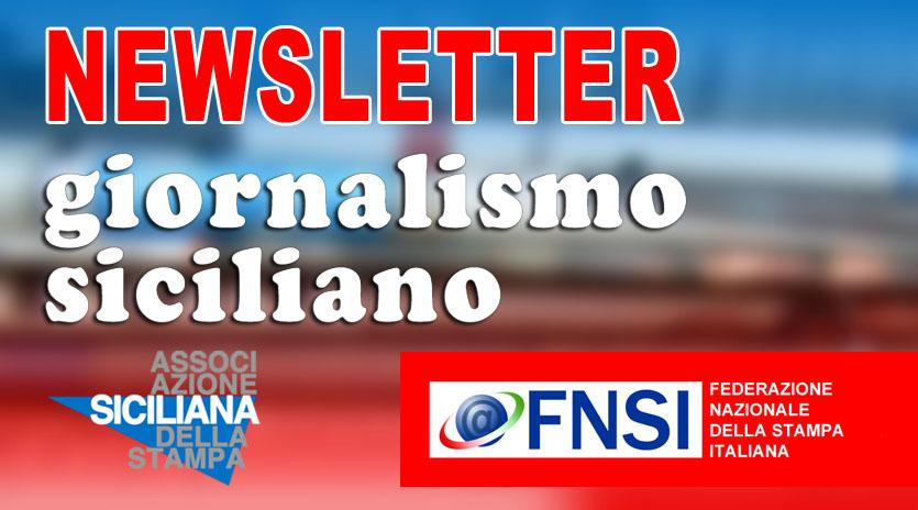 Newsletter Giornalismo Siciliano - assostampasicilia.it