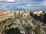 Piazza Teatro Politeama, Palermo a pochi passi dal bed and breakfast YooRoom